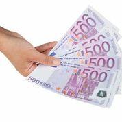 450 Euro Eilkredit heute noch aufs Konto